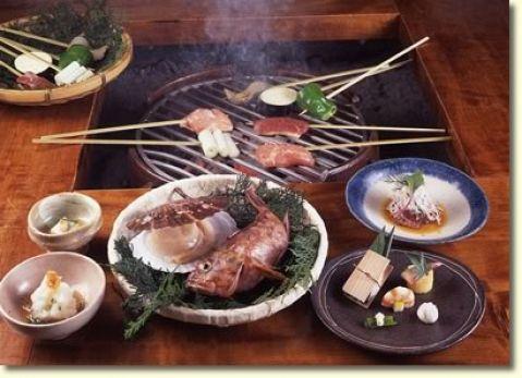 日本料理のお食事処 「九つ井」 へようこそ。
