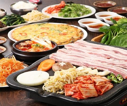 韓国料理も焼肉も美味しい店はなかなかない。旨い本場の韓国料理、黒毛和牛焼肉を!!