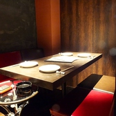 広々と使えるテーブル席!女子会や記念日、各種宴会に♪