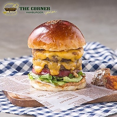 ザ コーナー THE CORNER Hamburger&Saloon GLOBAL GATEの写真