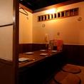 畳&障子の『和』なお部屋。6名様席です。