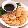 料理メニュー写真海老の湯引き