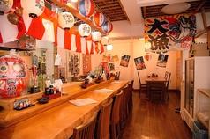 琉球ヒノマル食堂の雰囲気1