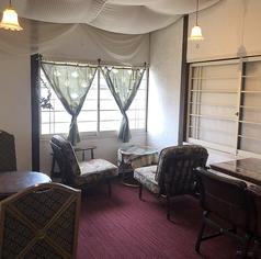 マザーミーツ 2階ロマンの部屋喫茶室の写真