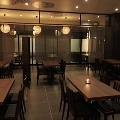 蕎麦と天ぷらと旨い酒 どんと屋の雰囲気1