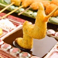 串の坊 戎橋店のおすすめ料理1