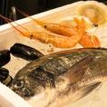 舞阪港からお魚が届きます