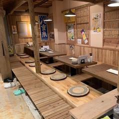 野菜巻き串 ぐるりくるり 石垣島の雰囲気1