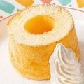 料理メニュー写真まるごとレモンシフォン&クリーム