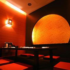 金澤茶屋街スタイル 個室のお座敷です。6名様×1