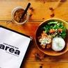Cafe dining AREAのおすすめポイント3
