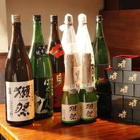 【池袋西口すぐ!】牡蠣に合う!こだわりの日本酒