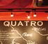 イタリアン クアトロ QUATRO あべのキューズモール店のロゴ