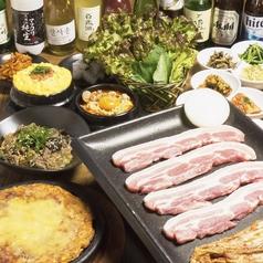 韓国料理 ホンデポチャ 田町店の特集写真
