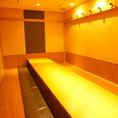 会社帰りの飲み会や女子会にももってこいの広々個室を多数ご用意!また大人数のお客様には最大38名様が入る宴会場もご案内。人数によって障子で仕切らせていただきますので、20名様~要ご相談下さい!横浜で頂く本格和食はうおや一丁横浜西口店へ♪新鮮な海鮮食材と種類豊富な日本酒に大満足間違いなしです!