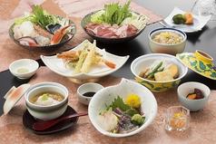 ふく 長州料理 かつ本 KATSUMOTO 下関のコース写真