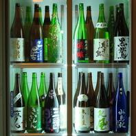 飲み放題ではご自身で冷蔵庫から選んでいただく形♪