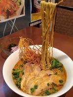 タイ北部チェンマイの郷土料理