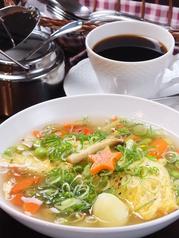 スープオムライス