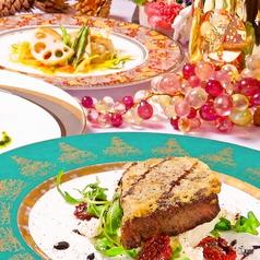 イタリア料理 良麻 ROMAのコース写真