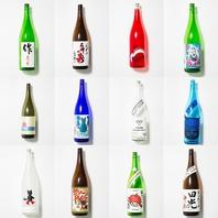 おいしい日本酒が常時「40種類以上」★