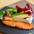 料理メニュー写真★本日の炙り魚の西京焼き