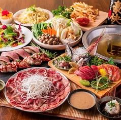 肉と海鮮のごちそう酒場 たまて箱 船橋店の特集写真