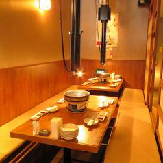 【完全個室】6~12名様までごゆっくりお食事できます。※その他の人数の場合もご相談ください。