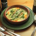 料理メニュー写真白身魚のサルサベルデ(ソテー)