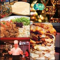 本場トルコの料理を愛媛の良い食材で楽しめる!