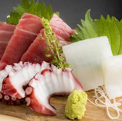 酒 海鮮 うどん izakaya 番長のコース写真