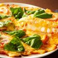 料理メニュー写真チーズた~っぷりマルゲリ-タ