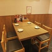 【所沢】広い空間でのテーブル席★