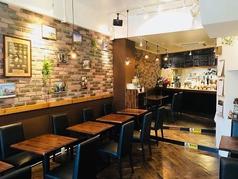 Cafe Port Brooklyn カフェ ポート ブルックリンの写真