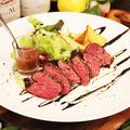 料理メニュー写真本日の牛肉のグリル