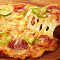 料理メニュー写真チーズた~っぷりミックスピザ
