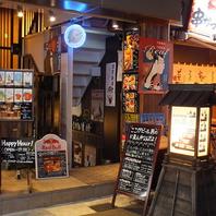 梅田東通りでよなよなリアルエールが飲める!!