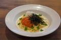 料理メニュー写真博多明太子のクリームソース