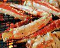 料理メニュー写真たらば蟹足焼き