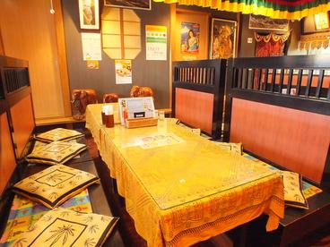 ネパールキッチン・クマリ 川西店の雰囲気1