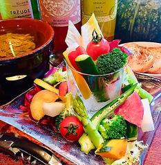 旬の野菜とお酒と cicoriaのおすすめ料理2