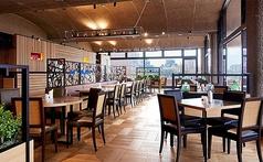 福岡市美術館 レストラン プルヌスの写真