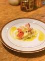 料理メニュー写真タコのセビィーチェ