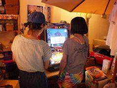 遊び心いっぱいの童心に帰れるお店。TVゲームも完備(Wii、スーパーファミコン、プレステ2・3、ファミコンありますよ~♪)