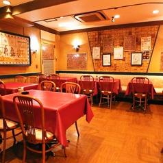 レストラン バンボリーナの雰囲気1