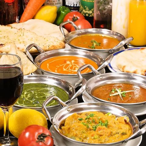 インド ネパールレストラン&バー Hariom 我孫子店