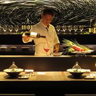 日本の地で生まれ育った極上ワインとのペアリング