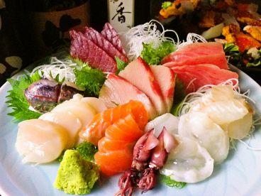 時代屋 やす兵衛 旬海鮮のおすすめ料理1