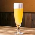 【白ほのか】サッポロビールが技術の枠をつくした、無濾過のプレミアム樽生ビール。