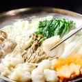 料理メニュー写真極上和牛もつ鍋(しょうゆ油)/極上和牛もつ鍋(台湾風・塩麹)